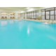 Indoor Swimming Pool Located on the Sixth Floor