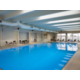 Oversized Heated Indoor Pool