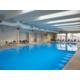 Oversized Heated Indoor Pool