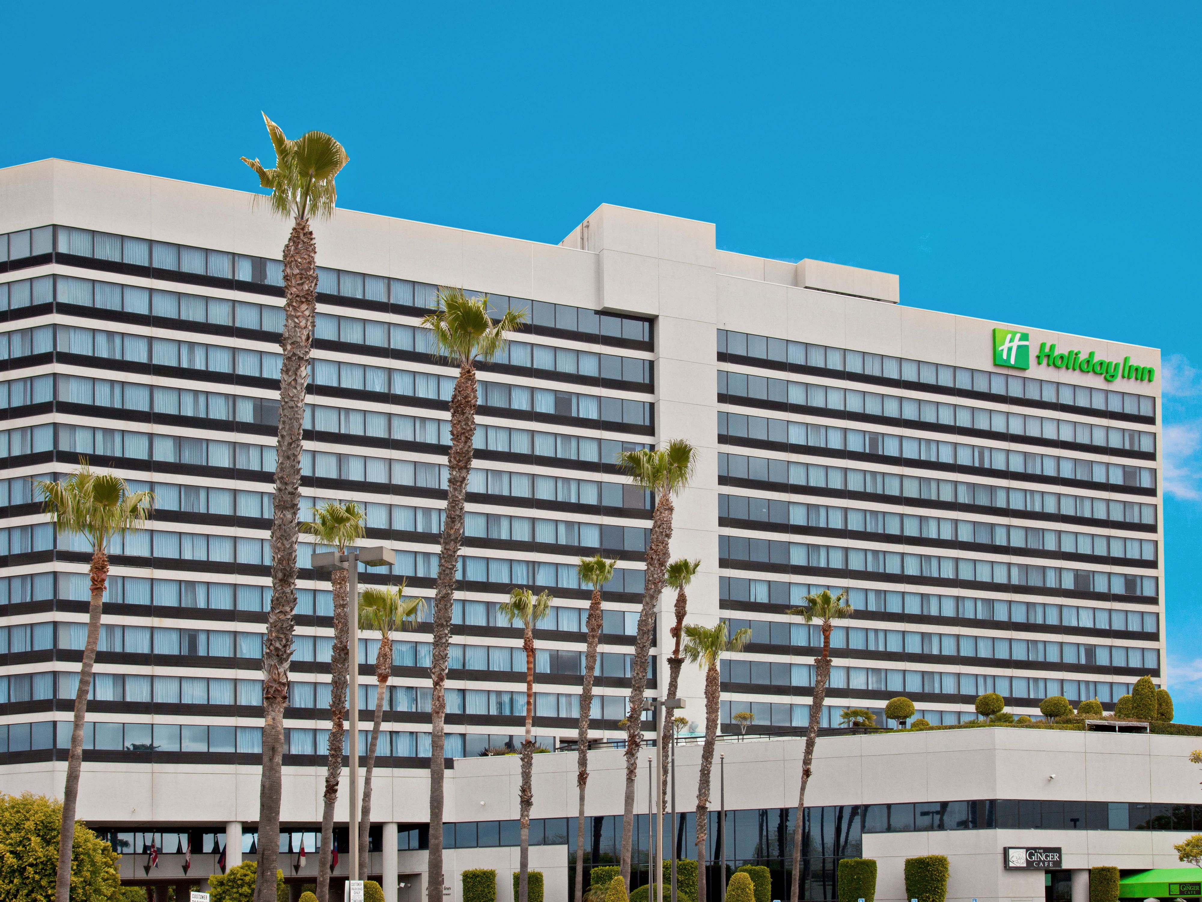 Welcome to the Holiday Inn Los Angeles Gateway-Torrance