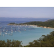 The Porquerolles island is at 1h30 by boat from Toulon