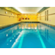 Take a Dip In Our Heated Indoor Swimming Pool
