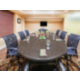 Our Executive Boardroom is perfect for high level executives!