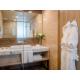 Each room has personal bathrobe