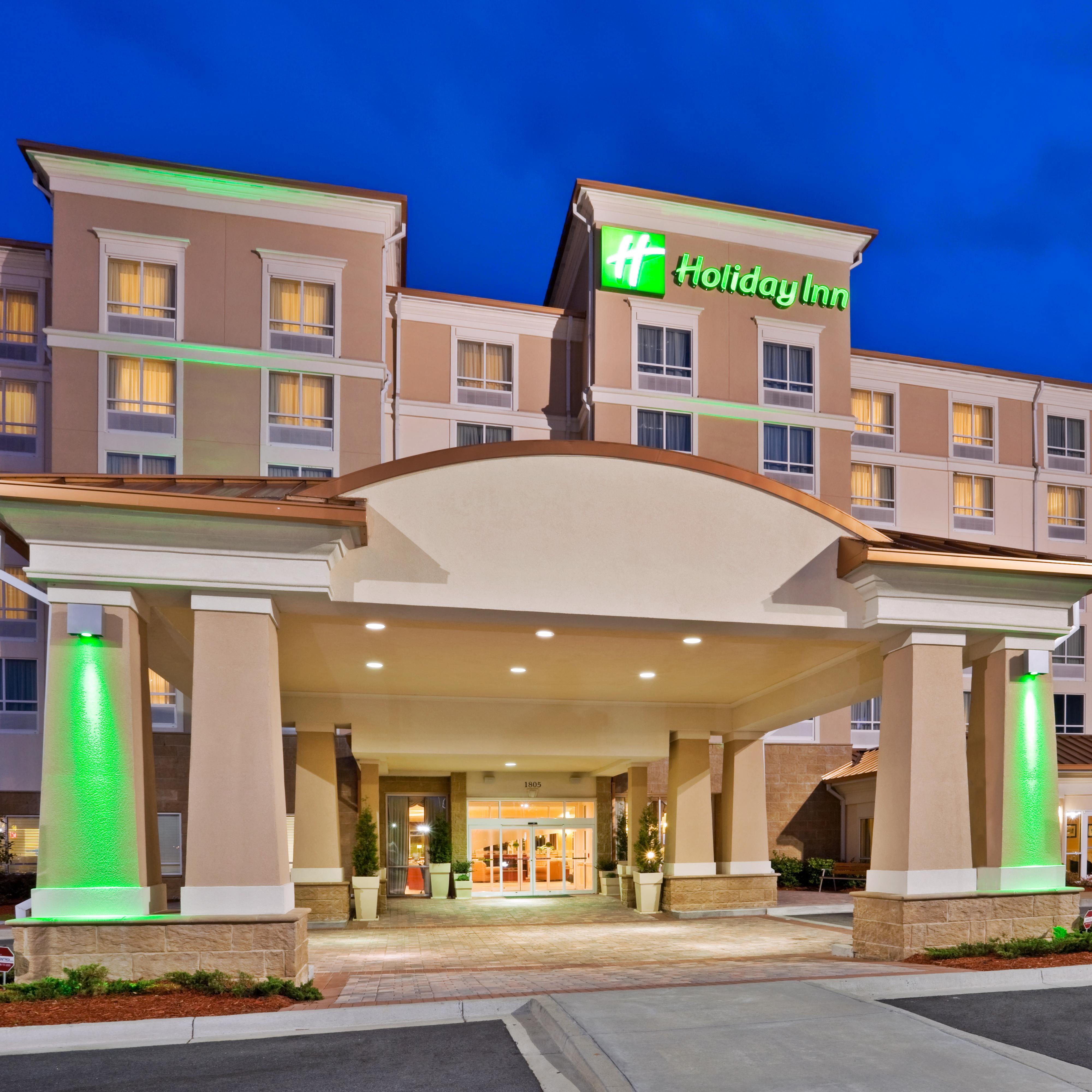 Hotels in Valdosta, GA - Holiday Inn Valdosta Conference Center