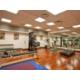 Mini Gym with Tecnogym treadmill