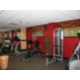 Break a sweat in our 24 hour fitness center.