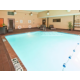 Enjoy relaxing in our swim through heated indoor/outdoor pool!