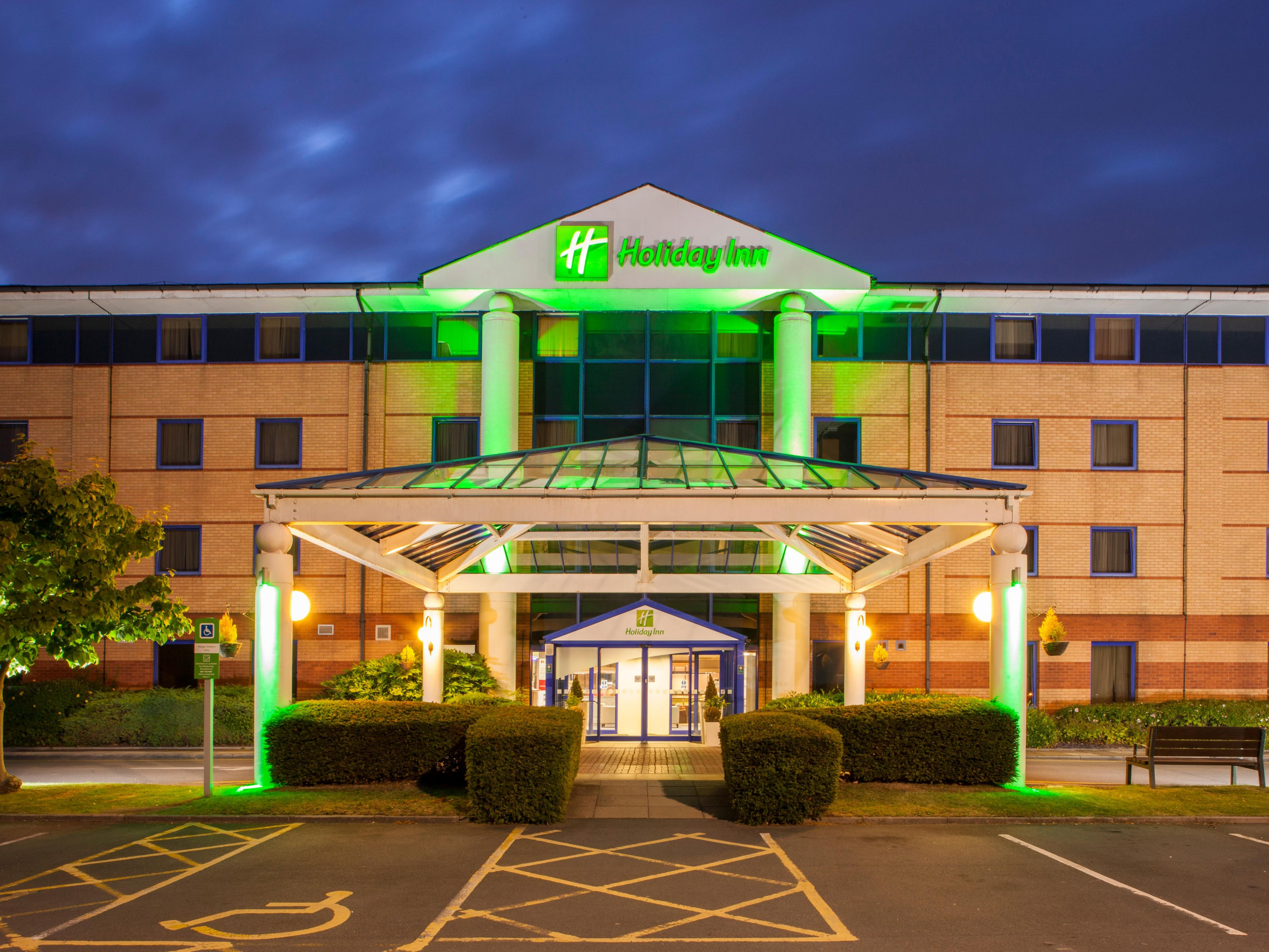Hotels Near Warrington M6 Holiday Inn Warrington
