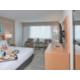 1 King Regular size bedded room
