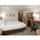 King size bedded room
