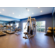Spacious Fitness Center at Holiday Inn Webster
