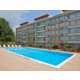 Relax and unwind with our outdoor pool at the Holiday Inn Weirton.