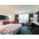 Comfortable Size Guest Rooms with reliable Wifi & Flat Screen TVs