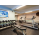 Expanded Fitness Center with multiple choices for your workout.
