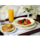 Hungry? Room service available daily for Breakfast,Lunch or Dinner