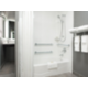 Modern and refreshed accessible guest bath rooms available