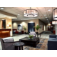 Catch up with co-workers or friends in our comfortable lobby area.