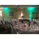 4500 SQ Feet of flexible space to accommodate your reception.