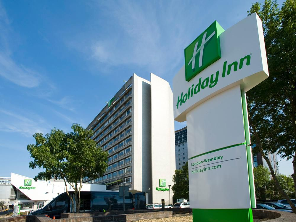 Map & Directions - Holiday Inn London - Wembley in Wembley