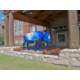 West Yellowstone Painted Buffalo