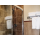 Renovated Bathroom at the Holiday Inn West Yellowstone