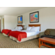 Renovated Double Room at the Holiday Inn West Yellowstone