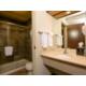 Holiday Inn West Yellowstone Executive Suite bathroom