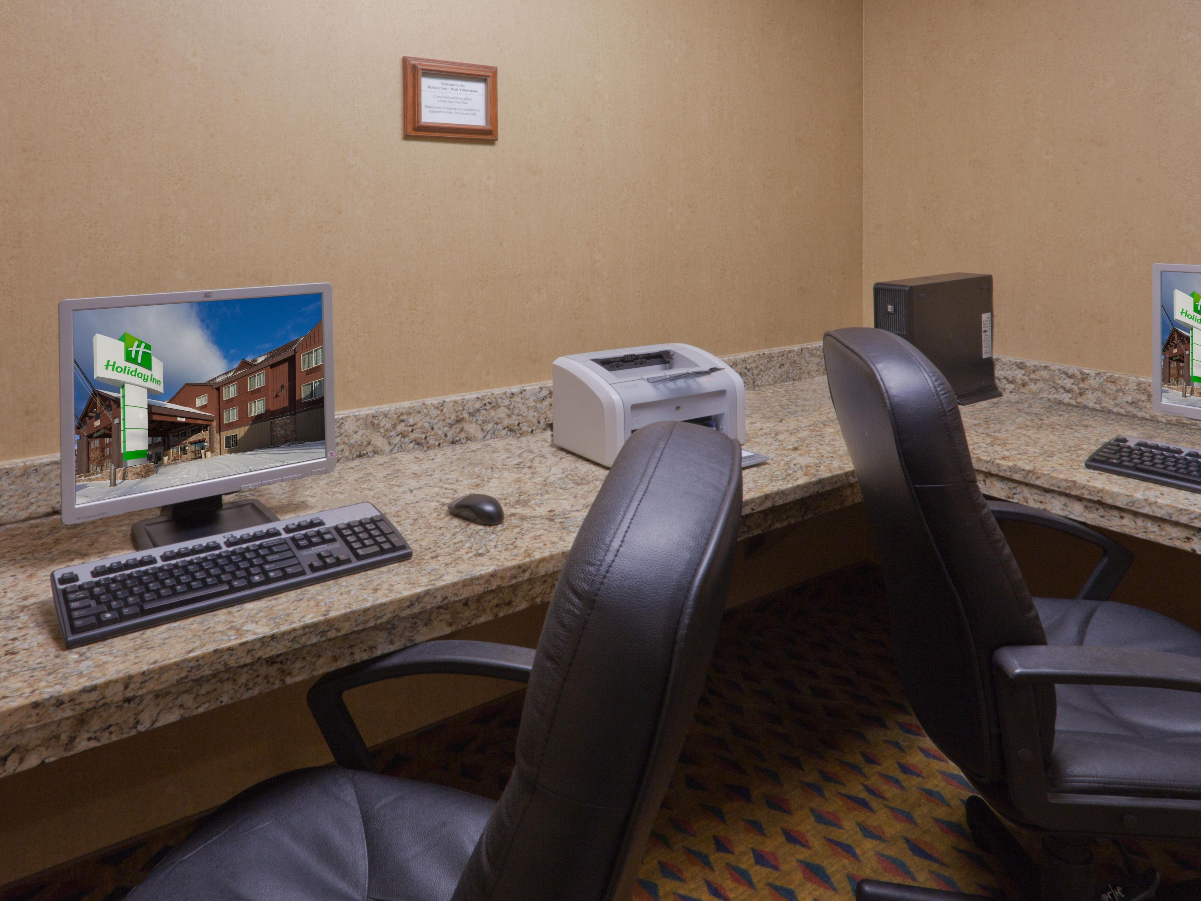 Holiday Inn West Yellowstone Business Center