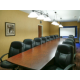 A Boardroom style meeting at Holiday Inn West Yellowstone