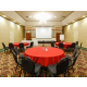 Meetings in the round at Holiday Inn West Yellowstone