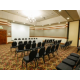 Small theater style meeting at the Holiday Inn West Yellowstone