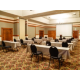 Classroom style meeting at the Holiday Inn West Yellowstone