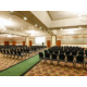 Large scale theater style meeting at Holiday Inn West Yellowston