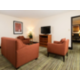 Holiday Inn Wilmington Executive Suite Living Area