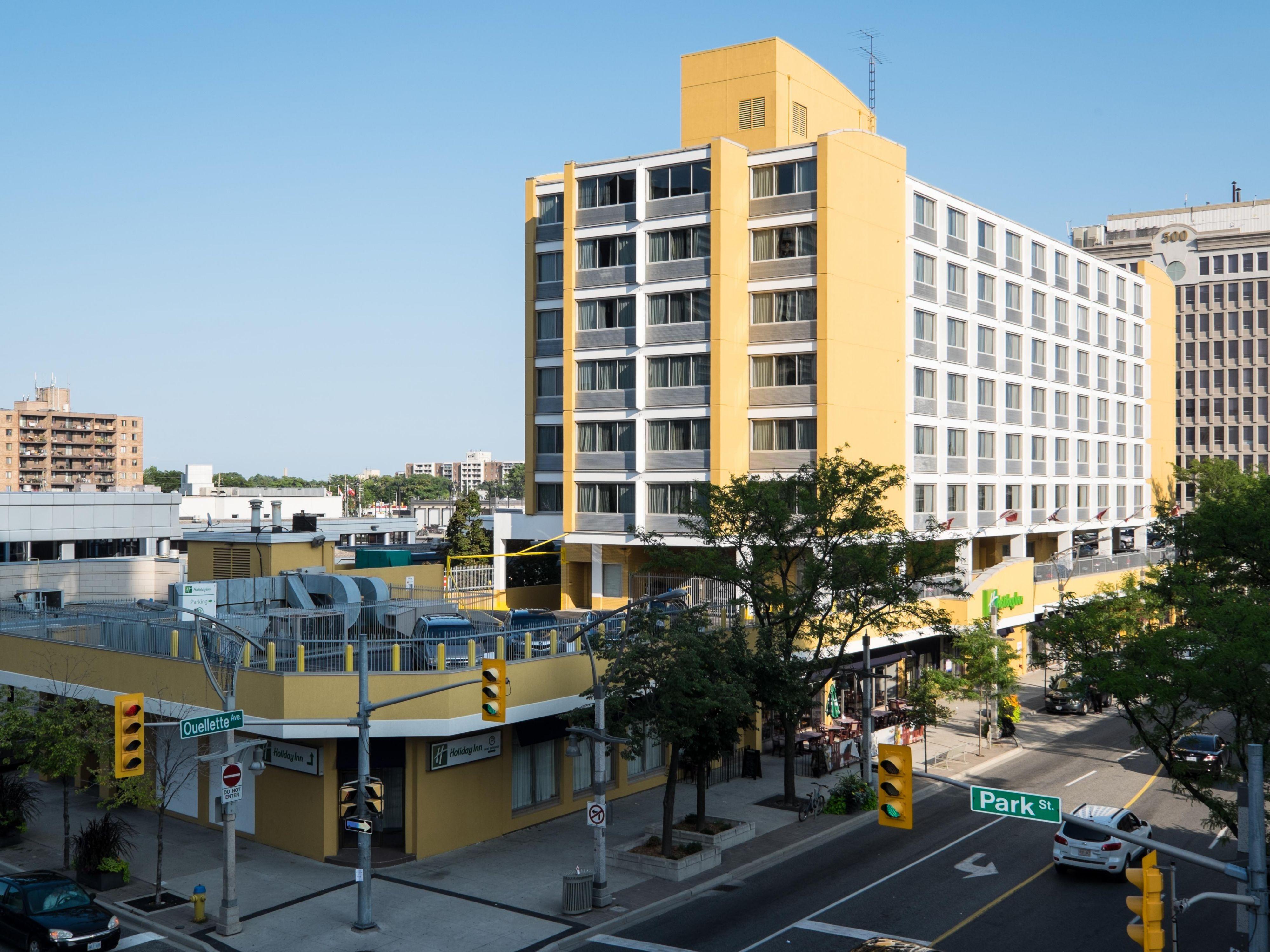 Holiday Inn Hotel Windsor
