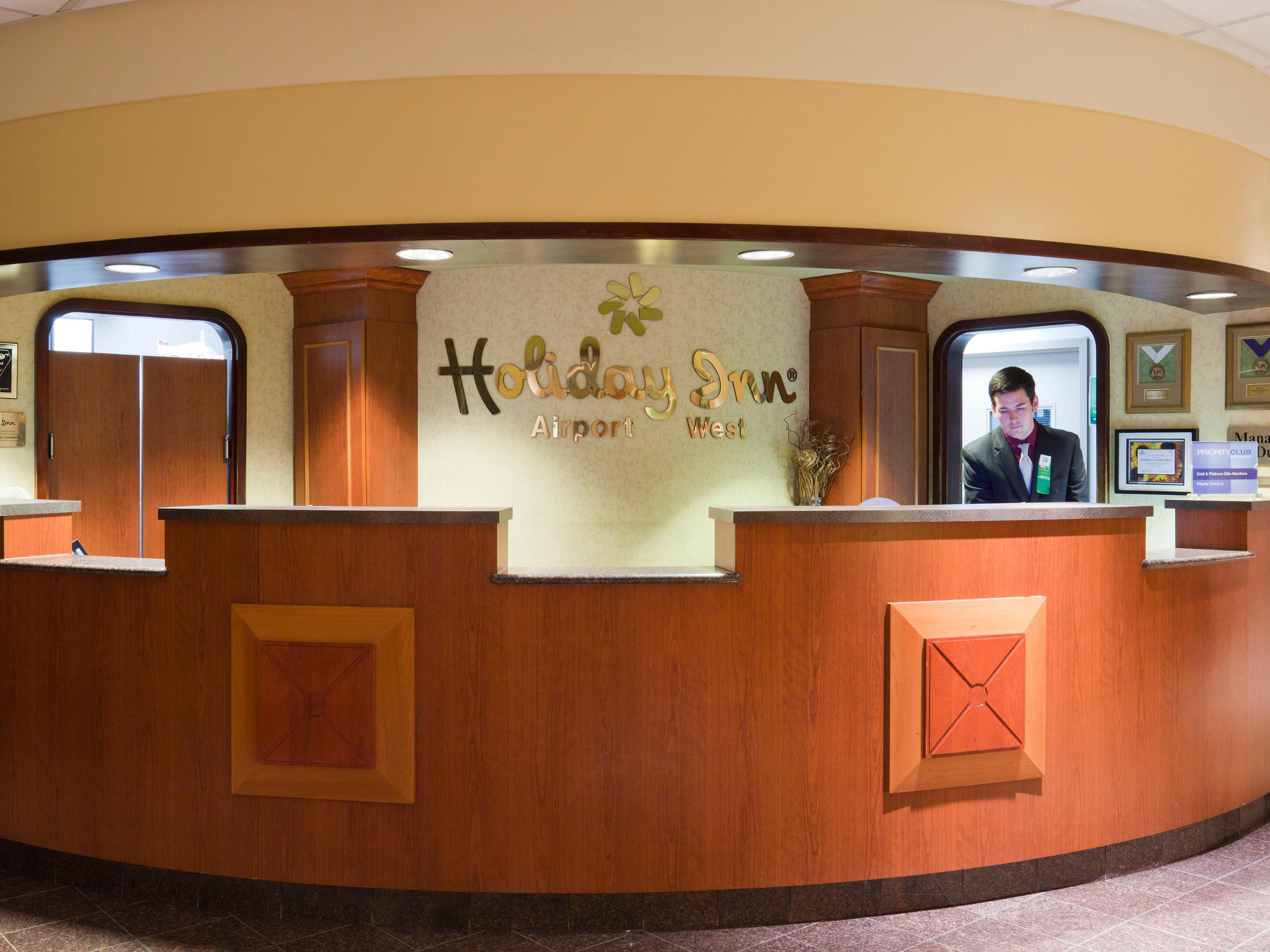Our Front Desk Will Help You With All Your Needs.
