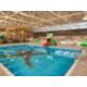 Swimming Pool with Kiddie Frog Slide