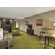 Executive Suite with King Bed, Sofa bed, fridge and microwave