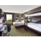Winnipeg Hotel with Family Room/Bunk Bed rooms available