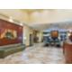 Contemporary Hotel Lobby