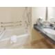 Convenient ADA/Handicapped Guest Bath