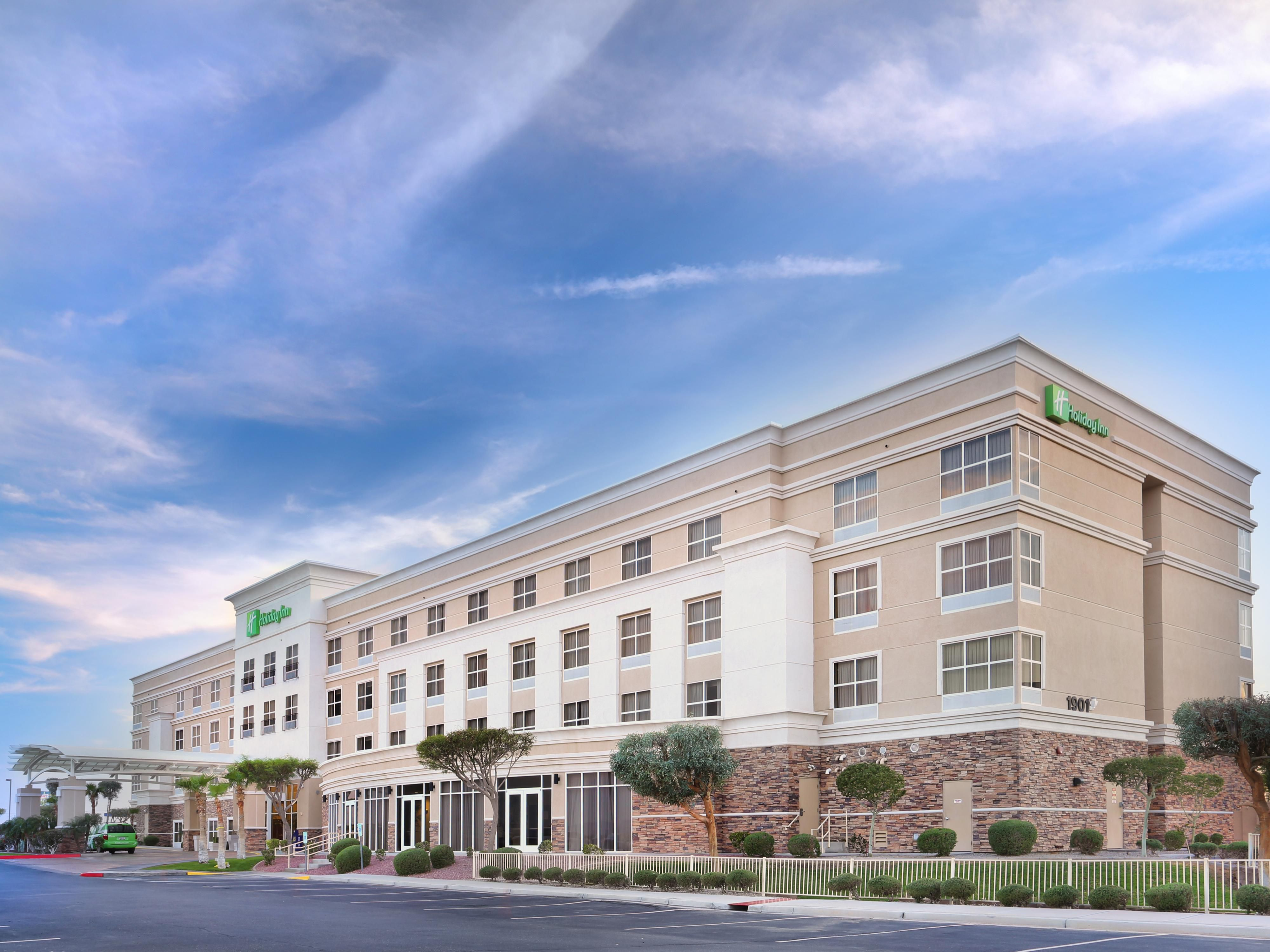 Welcome to the Holiday Inn Yuma!