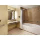 ADA/Handicapped accessible Guest Bathroom with jetted tub