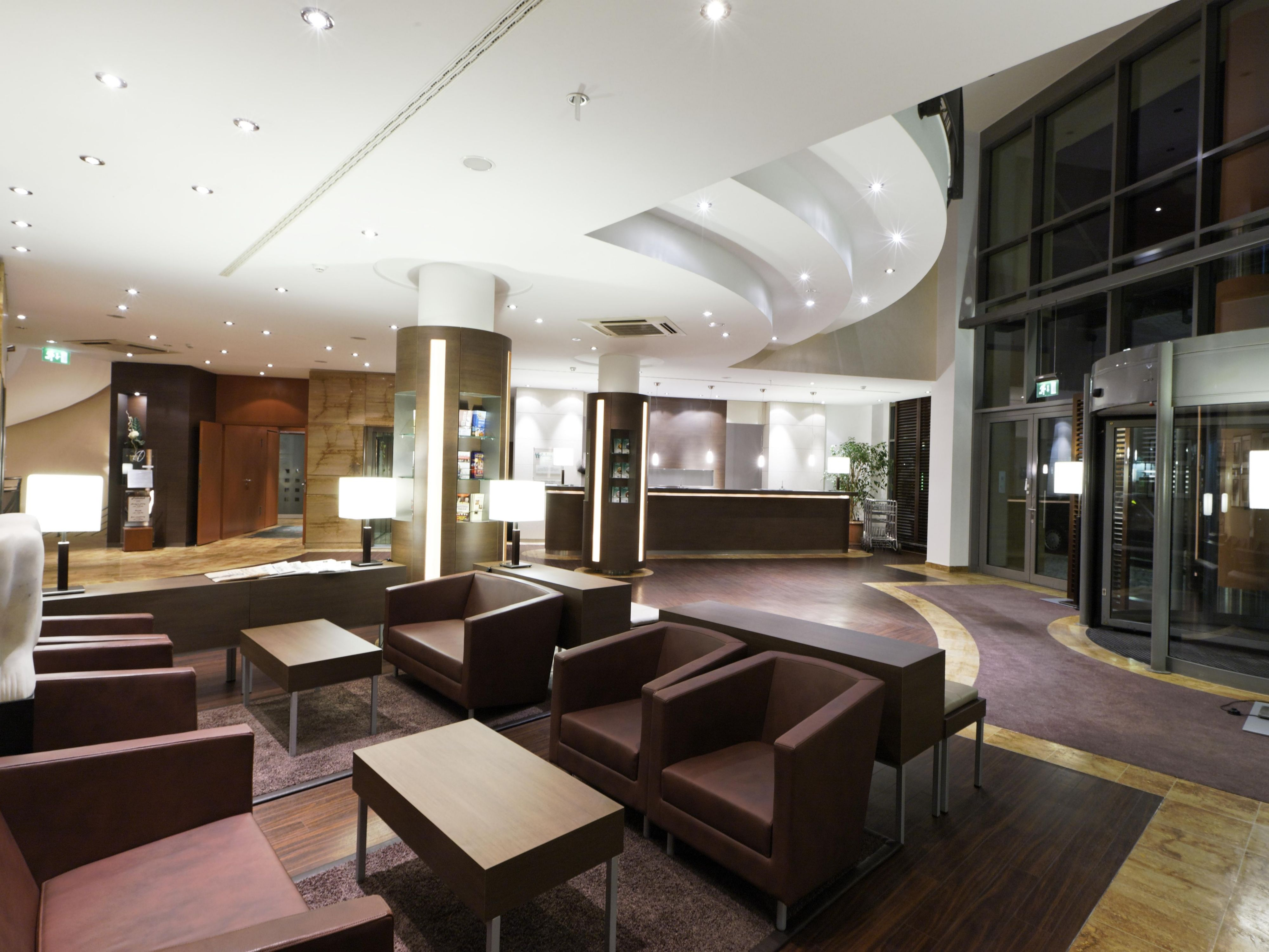 Reception and Lobby