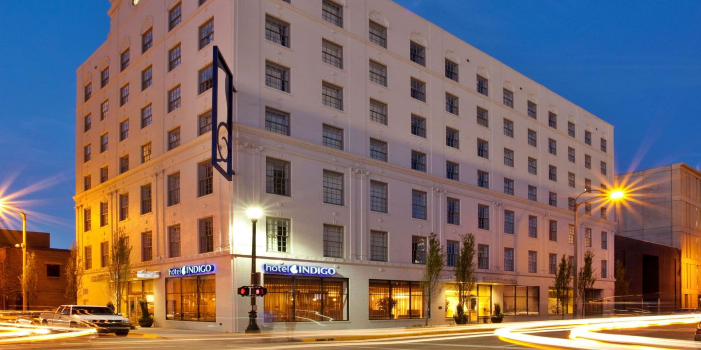 Hotel Indigo Baton Rouge Reviews