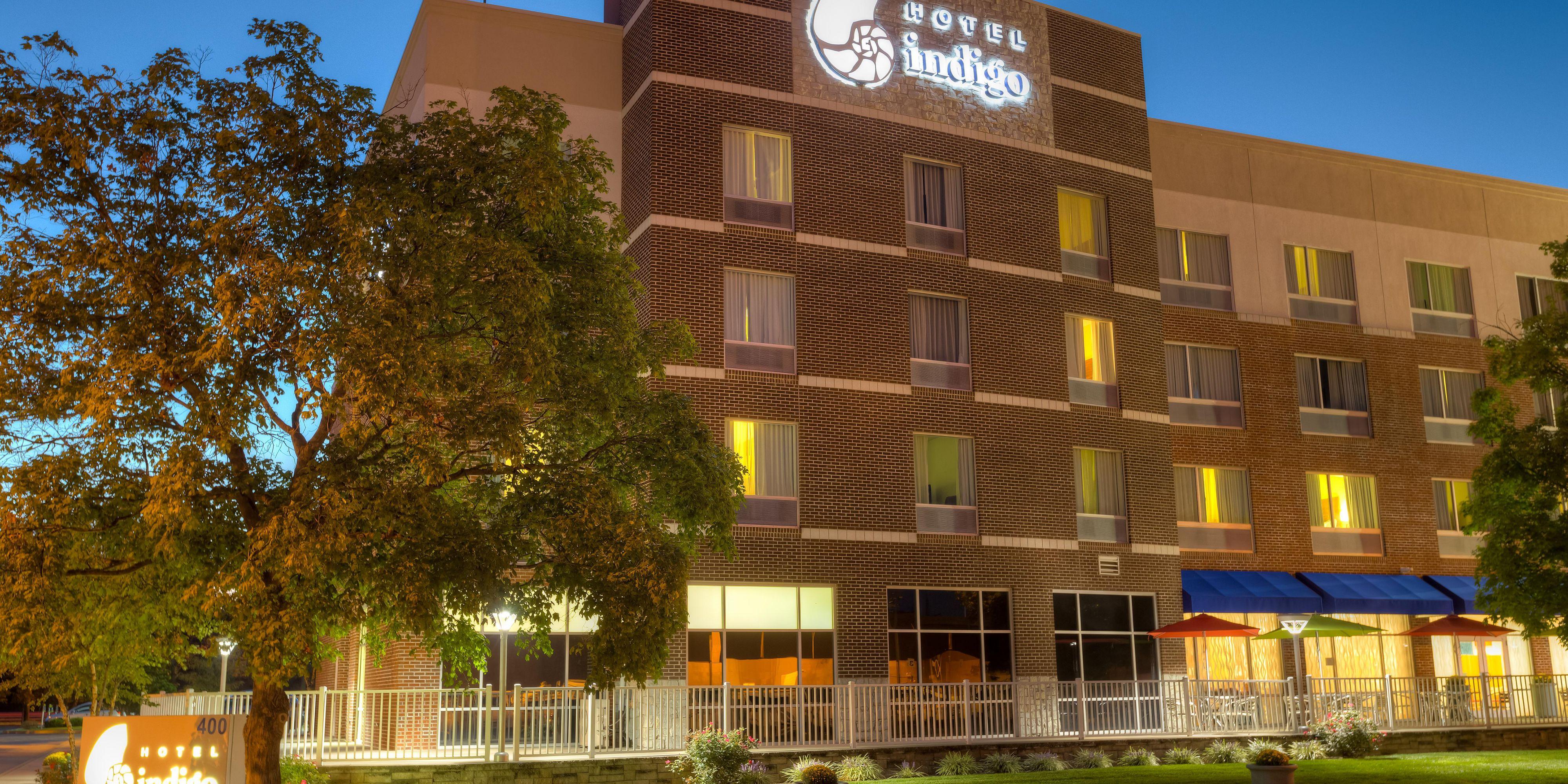 Columbus Hotels: Hotel Indigo Columbus Architectural Center Hotel In  Columbus, Indiana