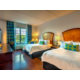 Two Double Beds with Lake View