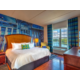 King Suite Bedroom with Wheelchair Accessibility