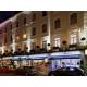 Admire the traditional Victorian facade